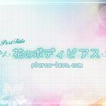 【花のボディピアス】いま人気のフラワーモチーフはコレ【おすすめデザイン】